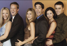 Jennifer Aniston is totally up for a 'Friends' reunion