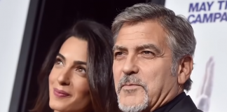 "George Clooney on wife Amal: ""people tiptoe around her"""