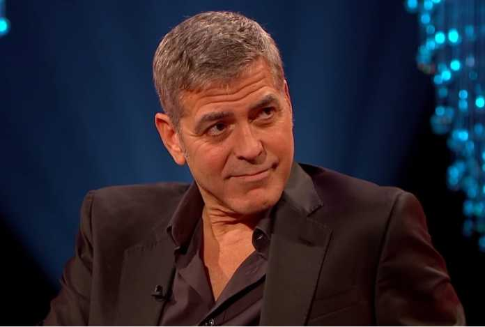 "The reason why George Clooney is ""Officially"" done with Motorcycles"