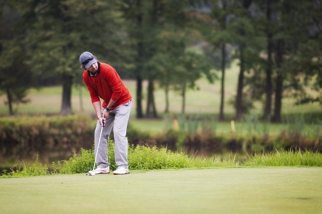 golf Men's gear for winter
