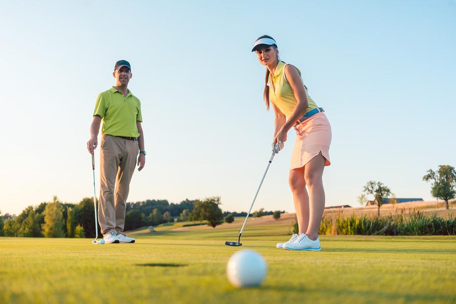 golf Women's attire for summer