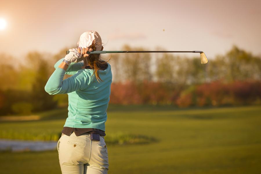 golf Women's gear for winter