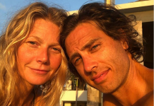 The reason why Gwyneth Paltrow doesn't live with her husband Brad Falchuk