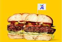 """""""Bleeding"""" vegan burger creator wants the world to go meat-free by 2035"""