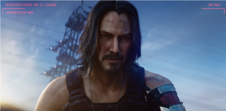Keanu Reeves was 'the' highlight of Microsoft's Xbox E3 conference