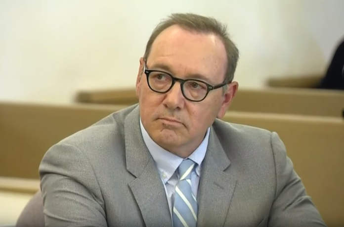 Actor Kevin Spacey faces sexual misconduct case in court