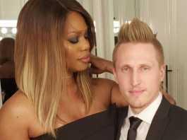 Transgender icon Laverne Cox has broken up with boyfriend Kyle Draper
