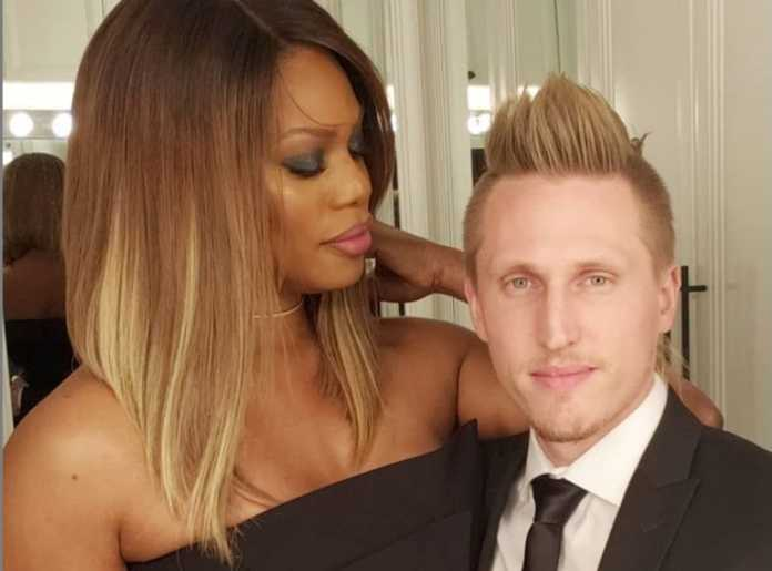 Transgender icon Laverne Cox has broken up with boyfriend Kyle Draper