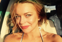 "Lindsay Lohan is ""hard at work' for her comeback in music"