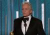 Michael Douglas blames Steven Spielberg for Cannes loss
