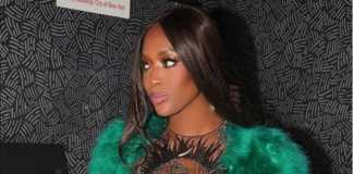 Naomi Campbell reveals she only eats when she feels like it