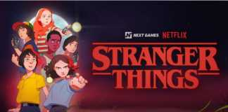 A 'Stranger Things' mobile game is coming in 2020