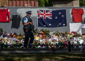 New Zealander incarcerated for online video of Christchurch shooting