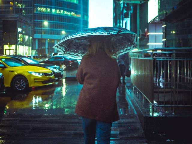raining australia