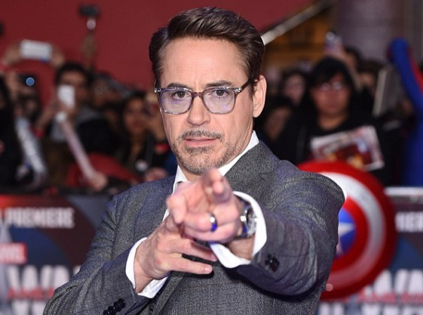 Robert Downey Jr. launches robotics and AI to combat climate change