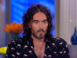 """Russell Brand wants to """"make amends"""" with ex-wife Katy Perry"""