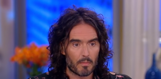 "Russell Brand wants to ""make amends"" with ex-wife Katy Perry"