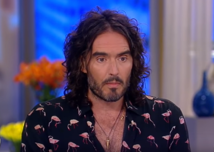 Russell Brand wants to