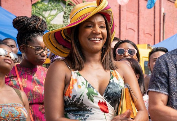 Tiffany Haddish shares her thoughts on working with Chris Hemsworth in 'Australian stripper' movie