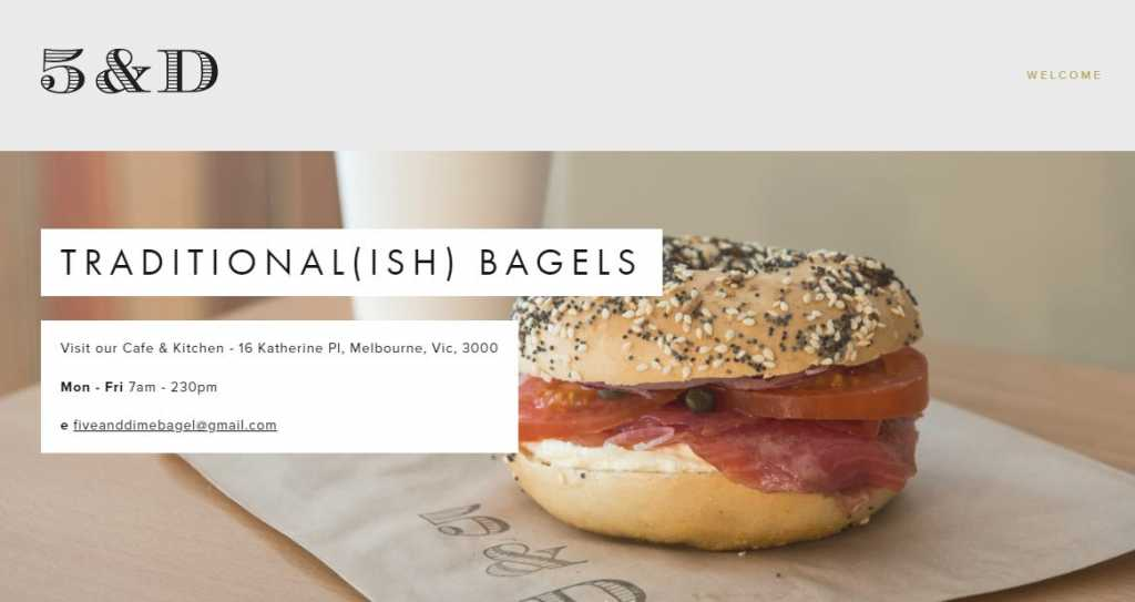 Best Bagel Shops in Melbourne