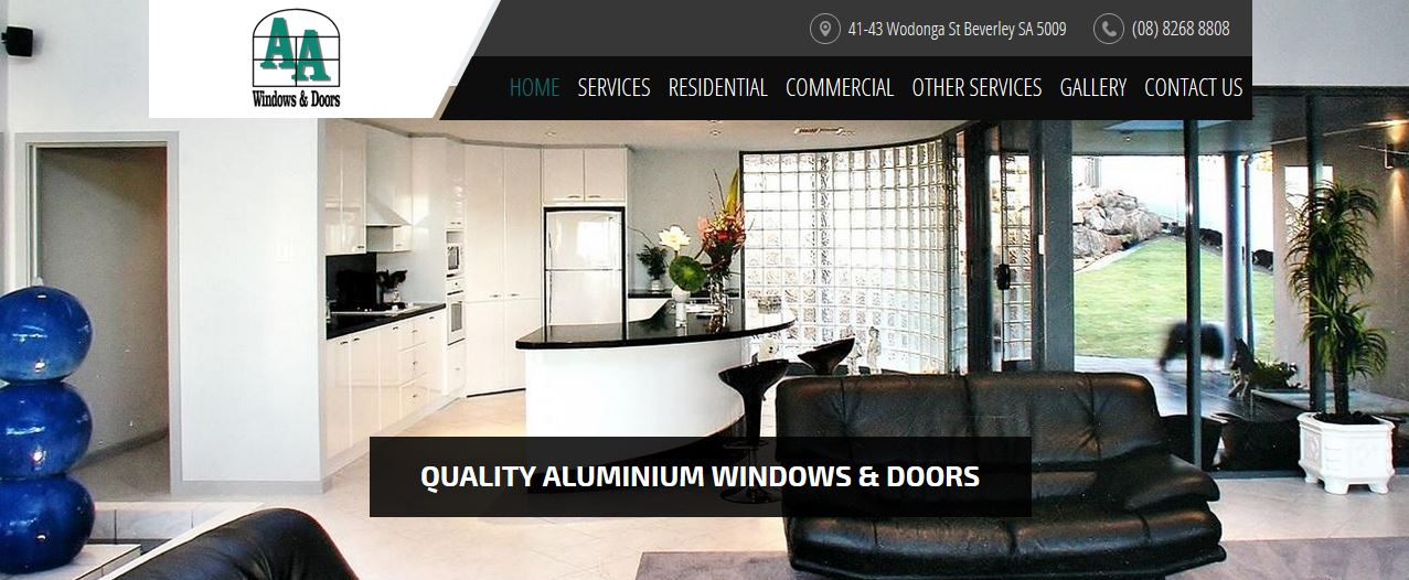 A.A. Windows & Doors