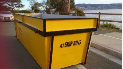 A1 Skip Bins