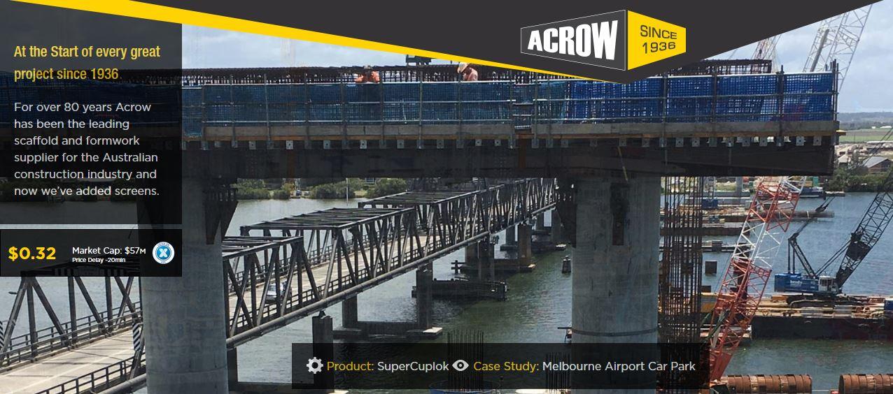 Acrow Formwork & Scaffolding Pty Ltd