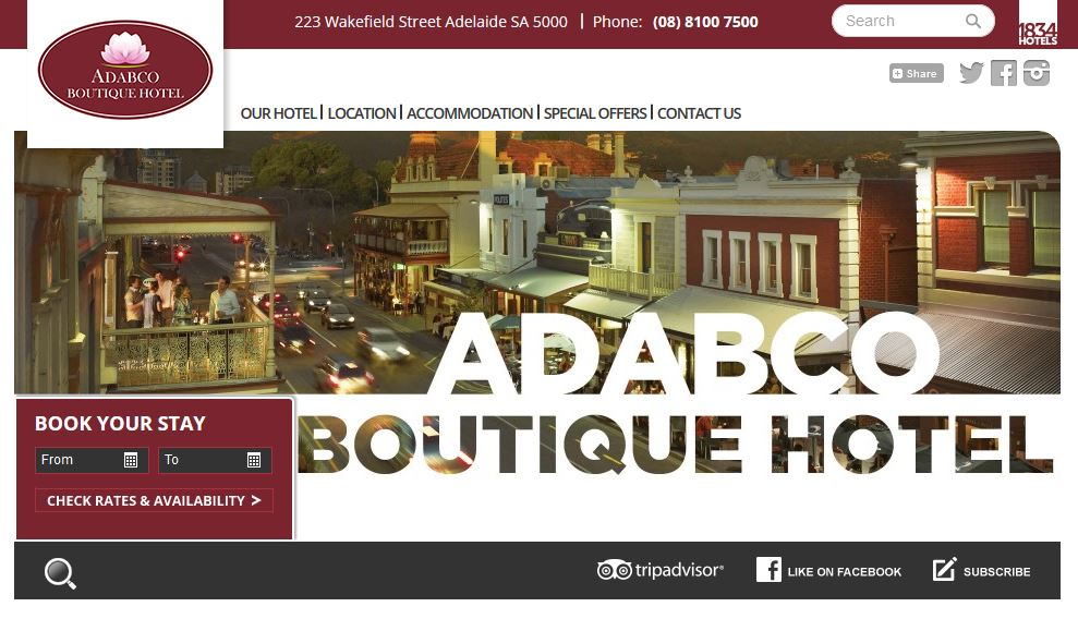 Adabco Boutique Hotel