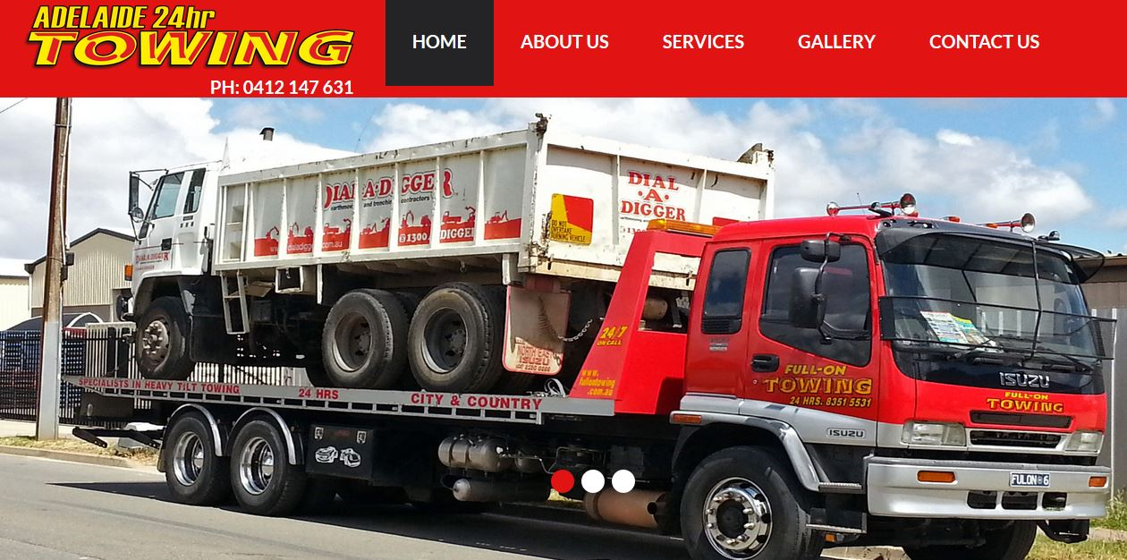 Adelaide 24 Hour Towing