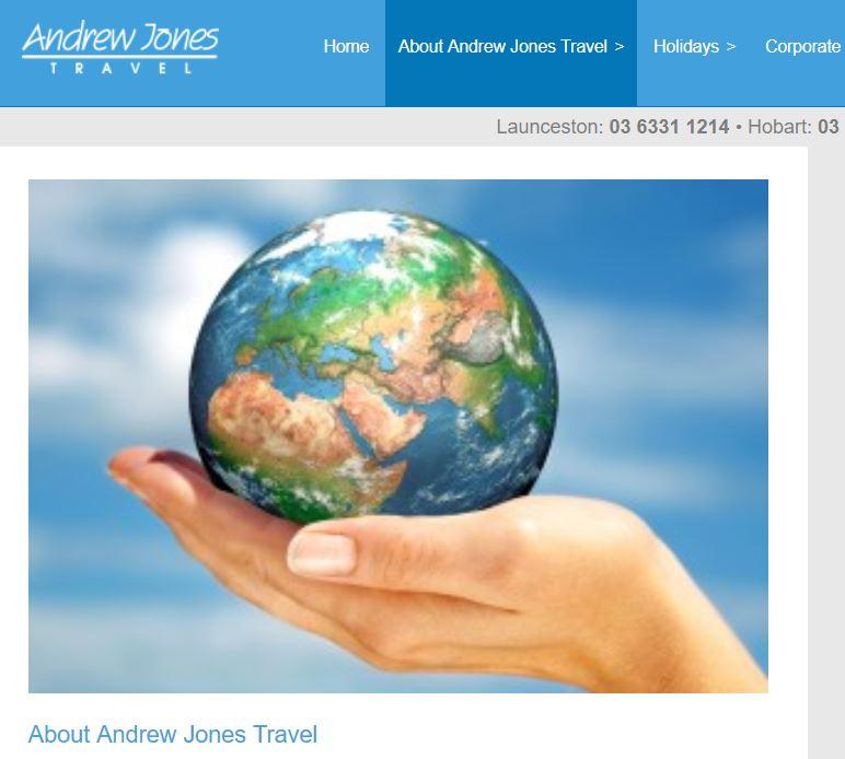 Andrew Jones Travel