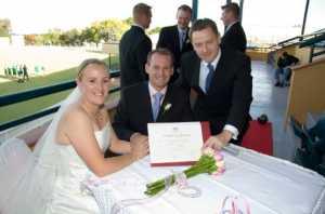 Andrew Sinclair - Civil Marriage Celebrant