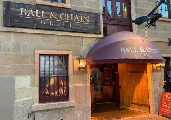Ball & Chain Grill