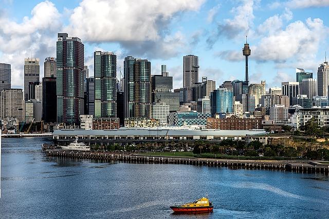 Best Breakfast in Darling Harbour Sydney