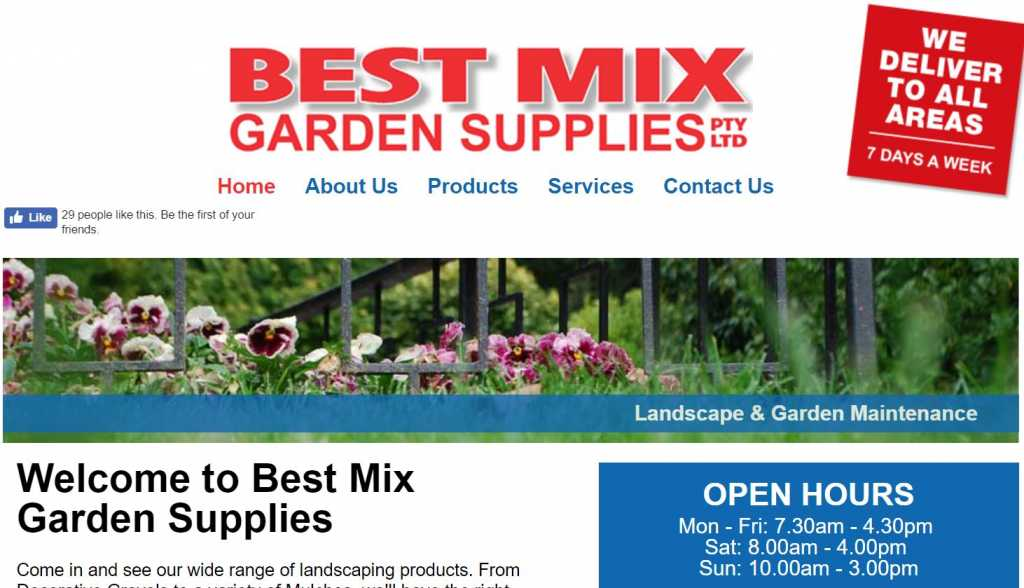 Best Mix Garden Supplies Pty Ltd