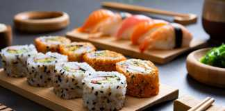 Best Sushi Restaurants in Melbourne