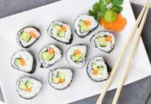 Best Sushi in Perth