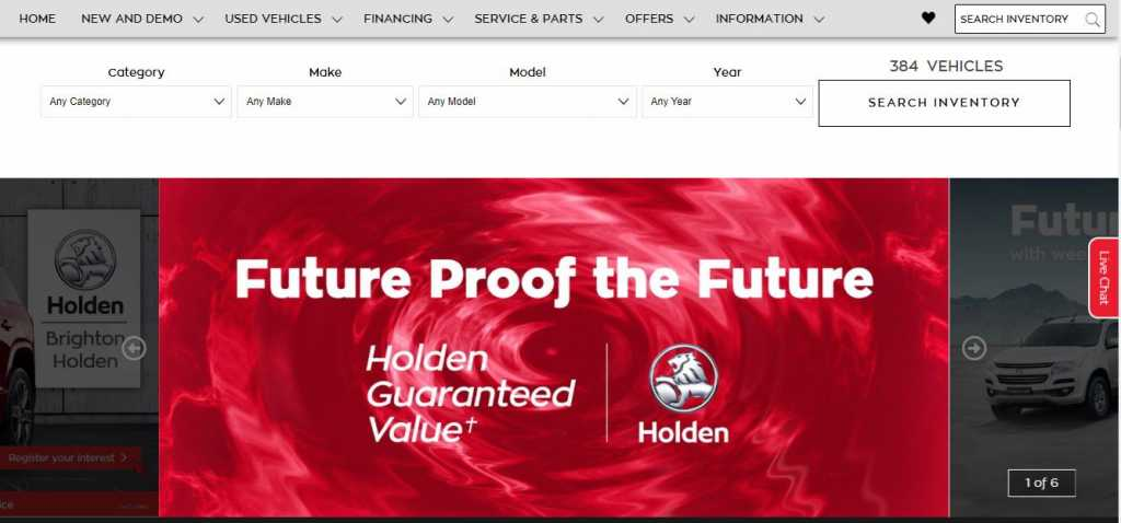 Best Holden Dealers in Melbourne