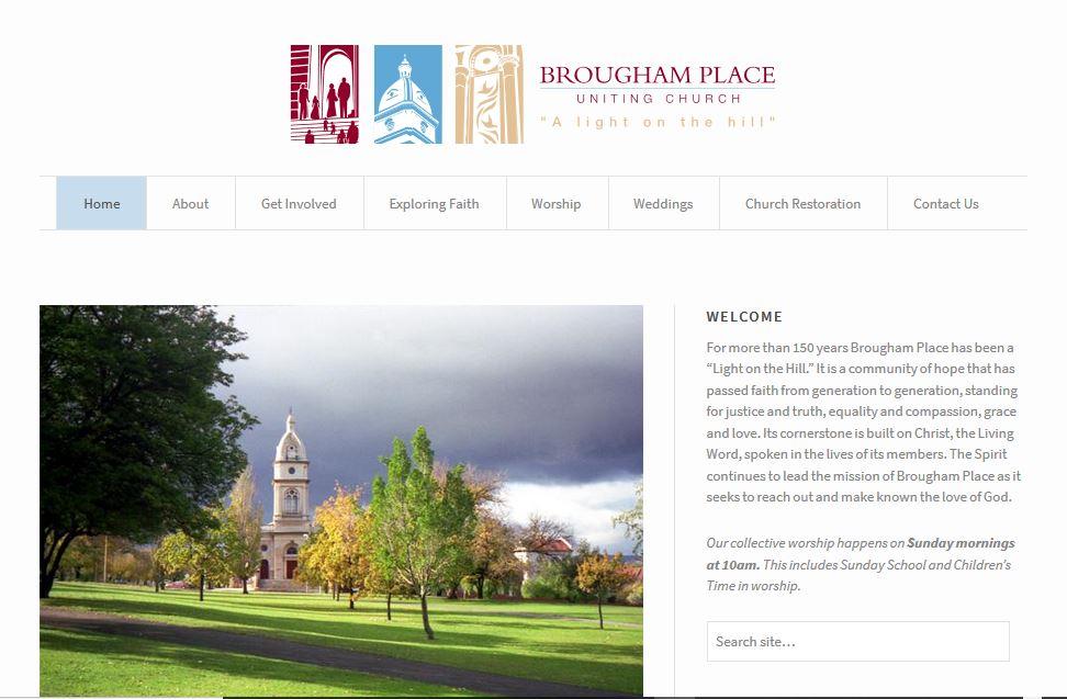 Brougham Place Uniting Church