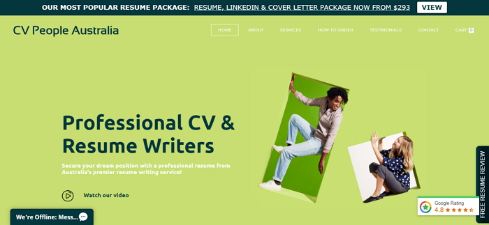 Best professional resume writing services brisbane