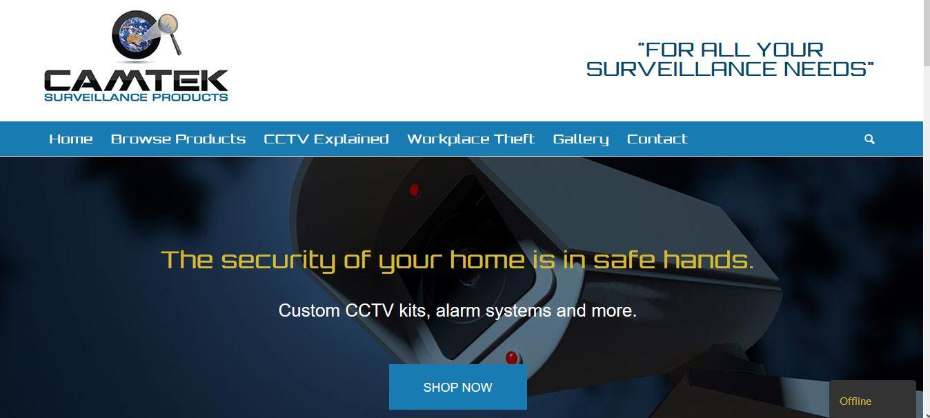 Camtek Surveillance Products
