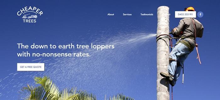 Cheaper Trees