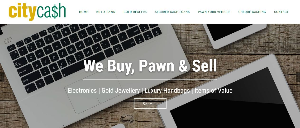 City Cash Pawnbrokers
