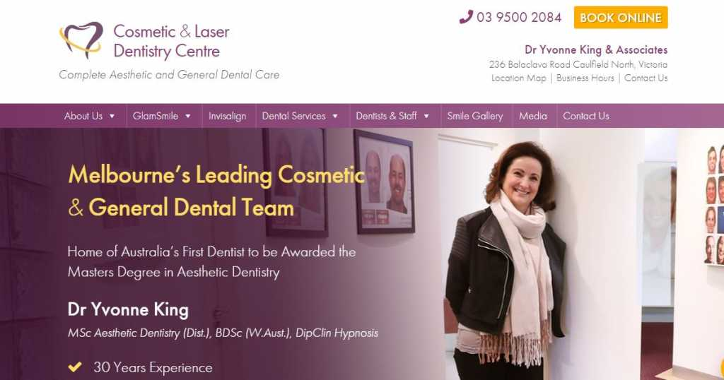 Best Cosmetic Dentists in Melbourne