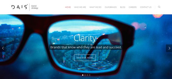 DAIS Brand Strategy