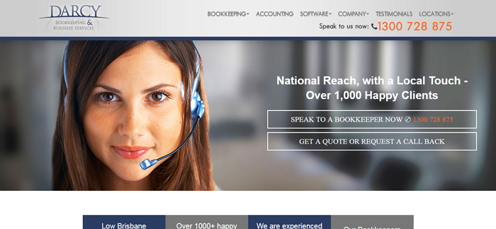 Darcy Bookkeeping & Business Services