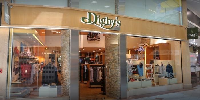 Digby's Menswear