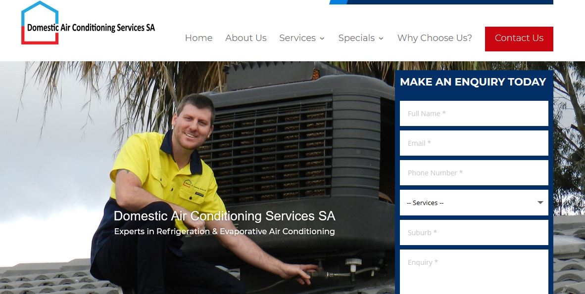 Domestic Air Conditioning Services SA