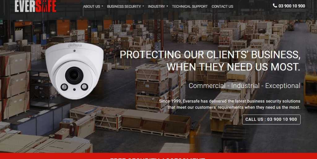 Best Security Systems in Melbourne