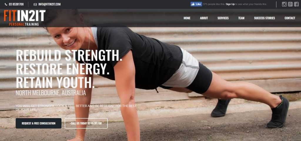 Best Personal Trainers in Melbourne