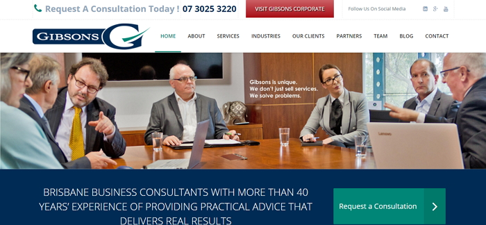 Gibsons Consulting